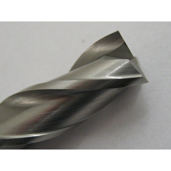 7.5mm HSSCo8 FC3 3 Fluted Slot Drill End Mill